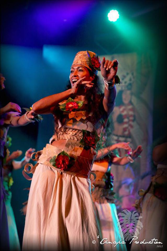 Ori Tahiti by Joelle. Tetuamarama  le concept
