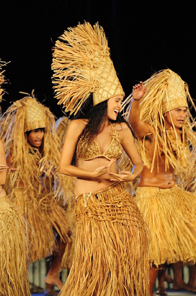 Ori Tahiti by Joelle. Enseignement de la danse