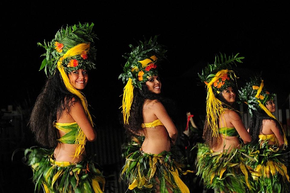 Ori Tahiti by Joelle. La danse tahitienne