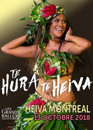 Te Hura Te Heiva Montreal 2017